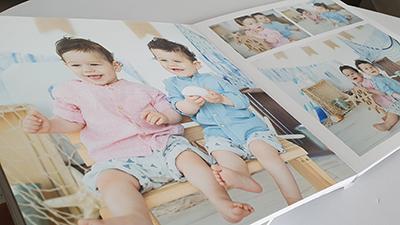 צילום דף אלבום תמונות - צלמת רוני ישראל