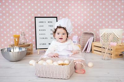 צילום תינוקת - צילום גיל שנה - צלמת רוני ישראל