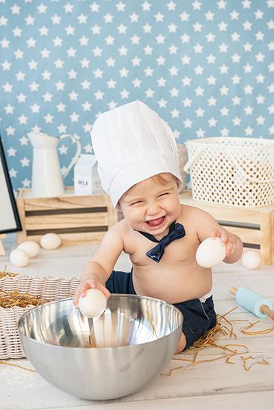 צילום גיל שנה בסטודיו סט טבח - צלמת רוני ישראל